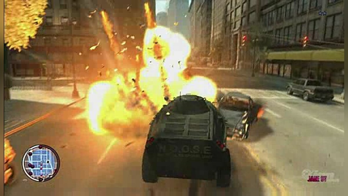 Gameplay video Video IGN - Gay Tony Explosion Montage for GTA 4
