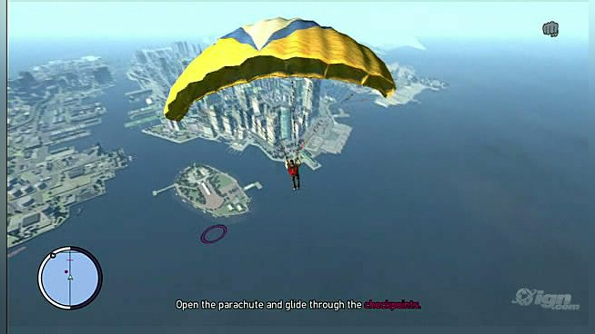 Gameplay video IGN - Base Jumping Video for GTA 4