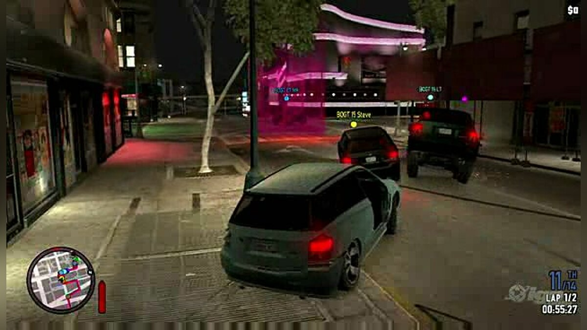 Gameplay video IGN Video - Nitro Makes Everything Better for GTA 4