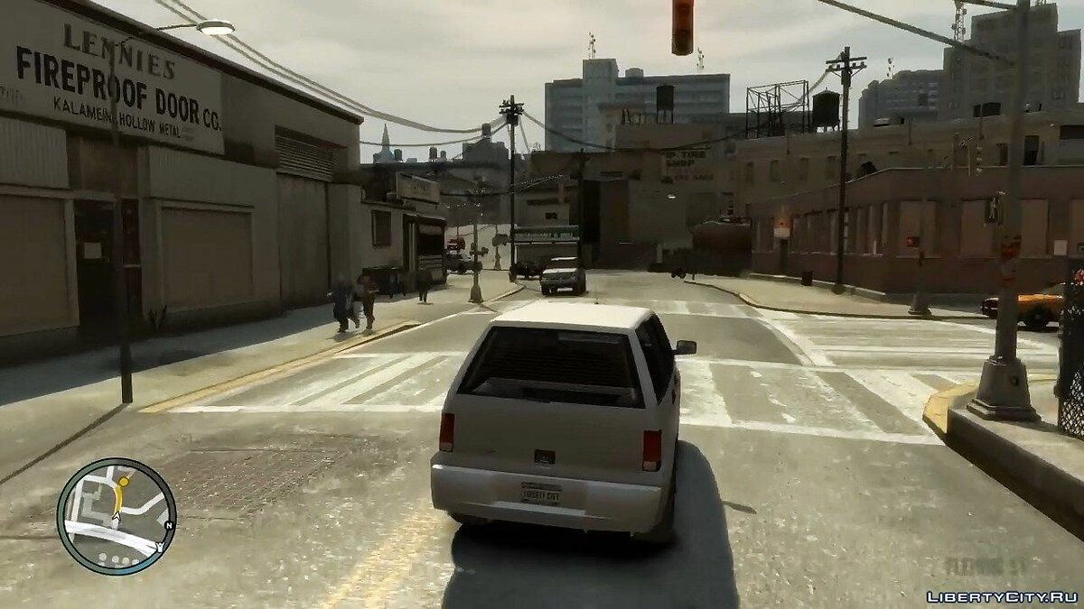 Gameplay video Liquidize The Assets (All Possibilities) for GTA 4