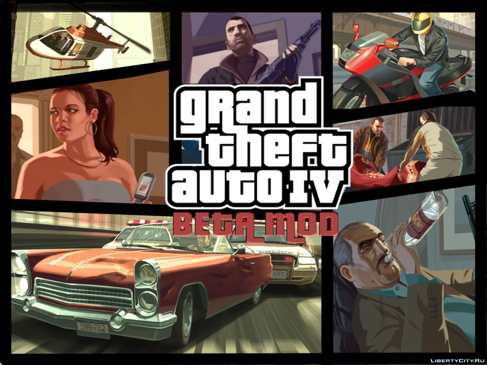 Replacement Of American.gxt In GTA 4 (13 File