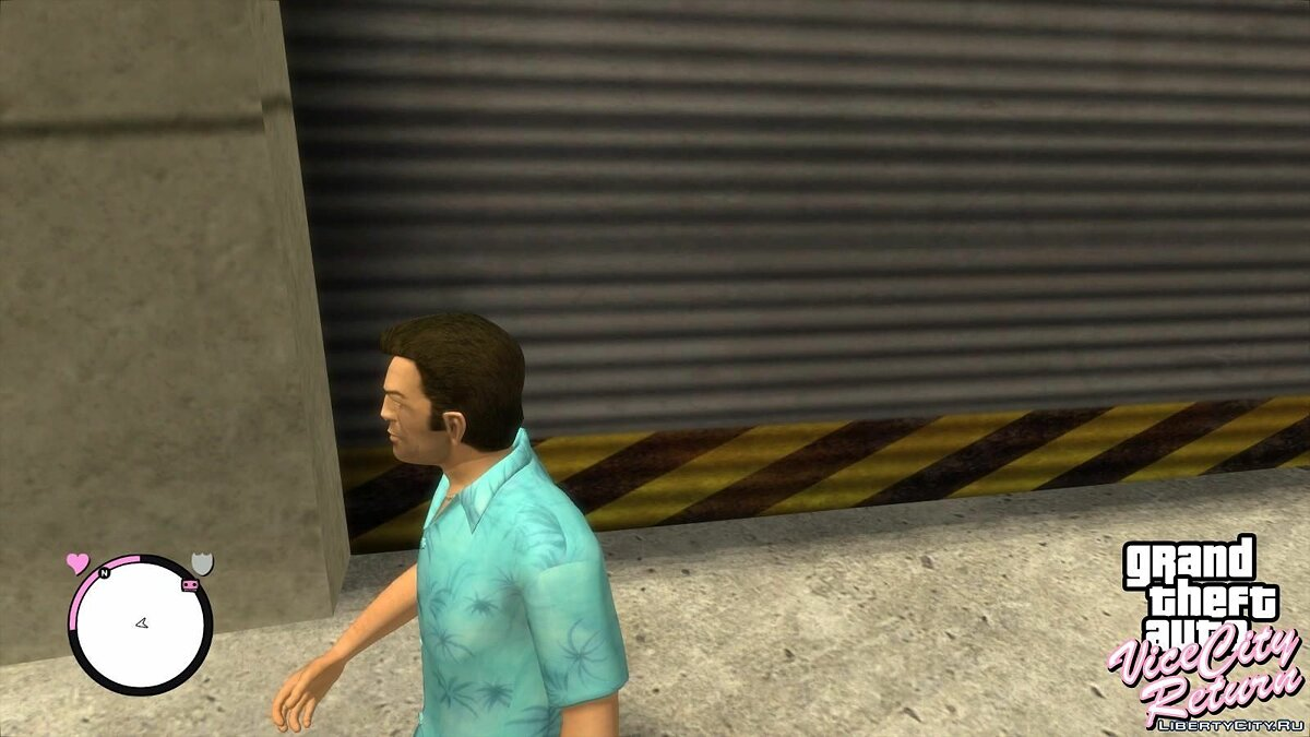 Vice City Rage for GTA 4