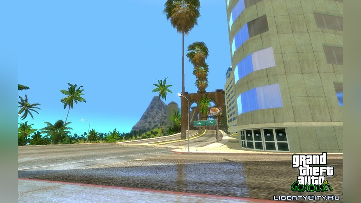 Global mod GTA Gostown Paradise Beta 2 Fix by Cherbet for GTA 4