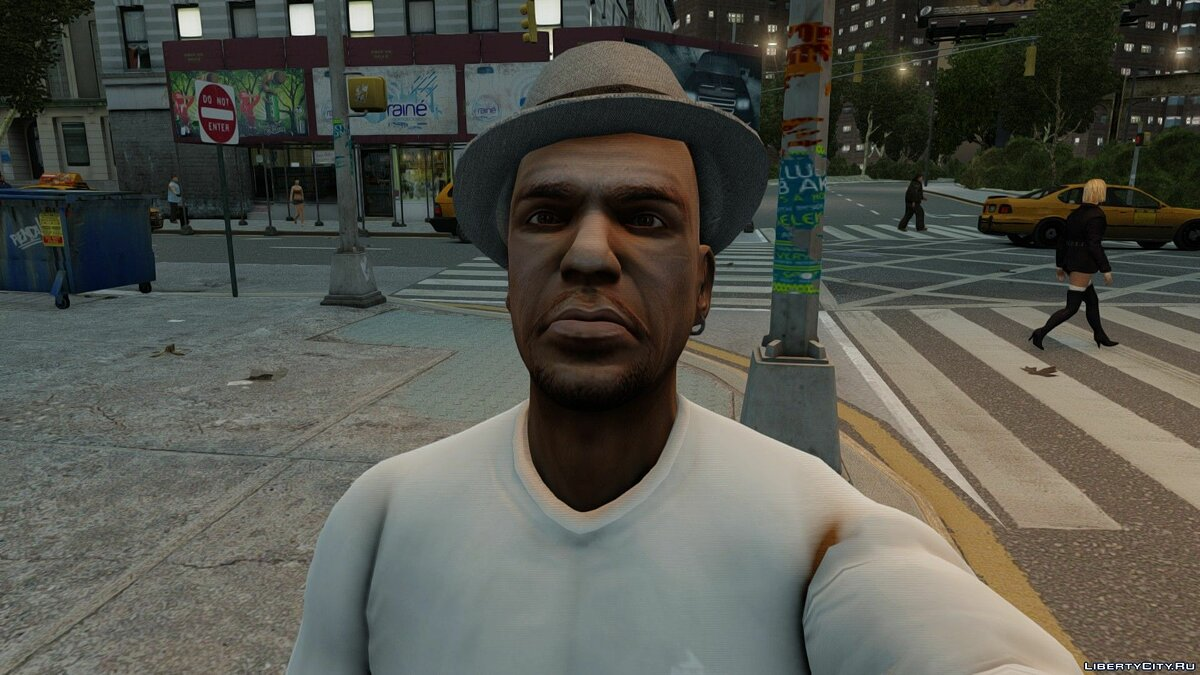 Hats Hat for GTA 4