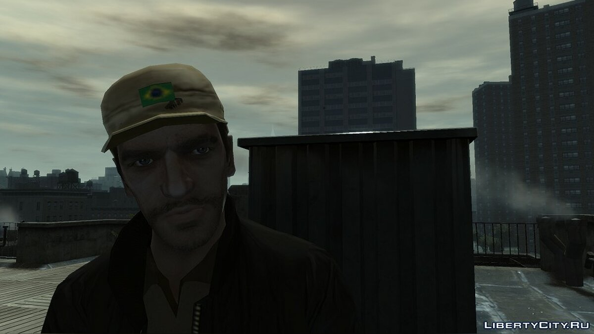 Hats Headgear pack for GTA 4