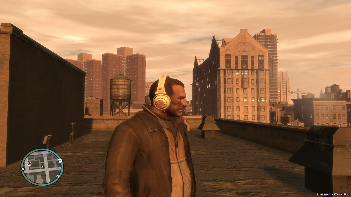 Hats Headphones Beats for GTA 4