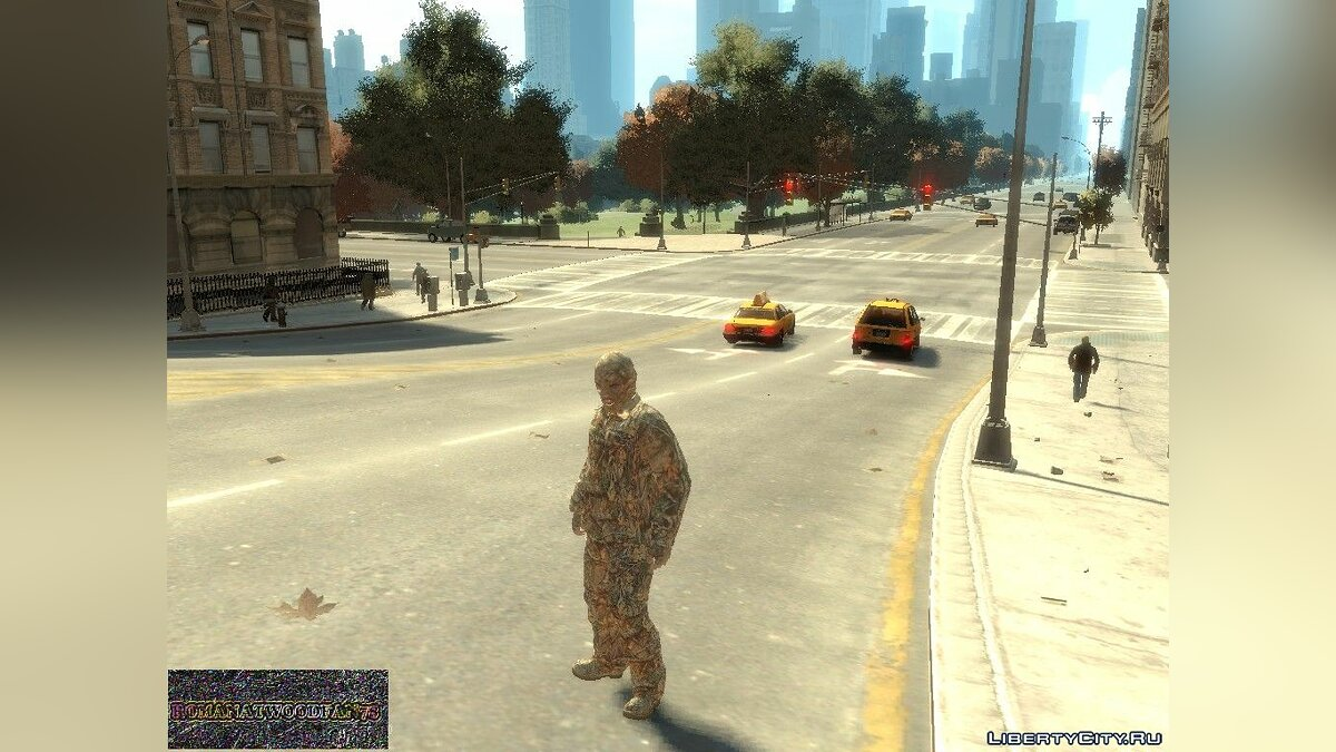 Hats Camouflage mask for GTA 4