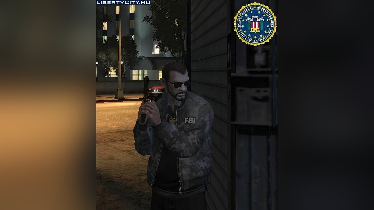 FBI for GTA 4 - Картинка #1