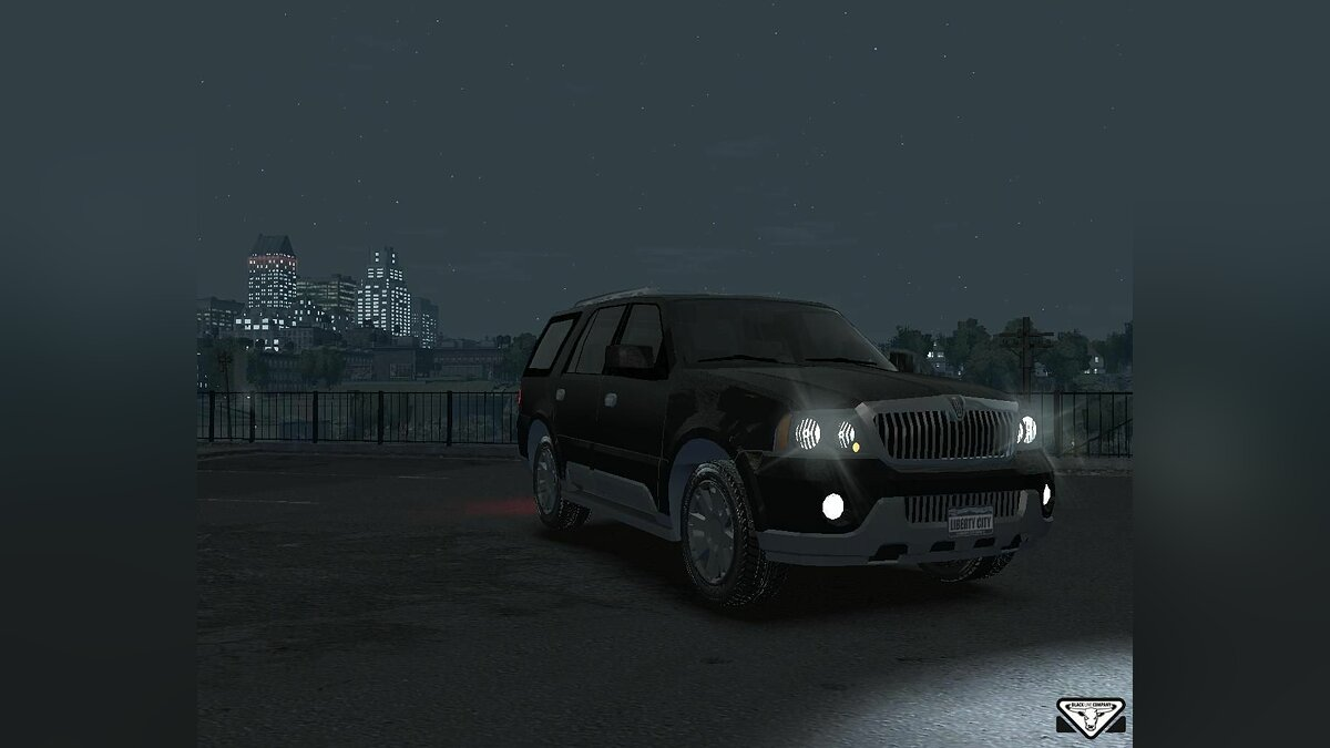 Lincoln car Lincoln Navigator for GTA 4