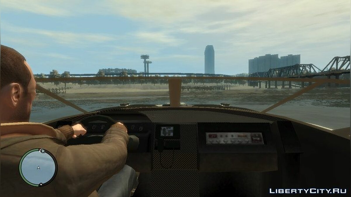 Mod Cabin Camera [GTA IV and EFLC] for GTA 4
