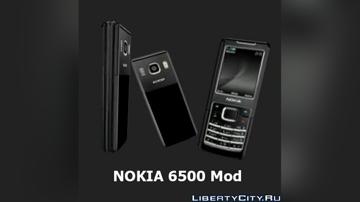 Nokia 6500 for GTA 4 - Картинка #1