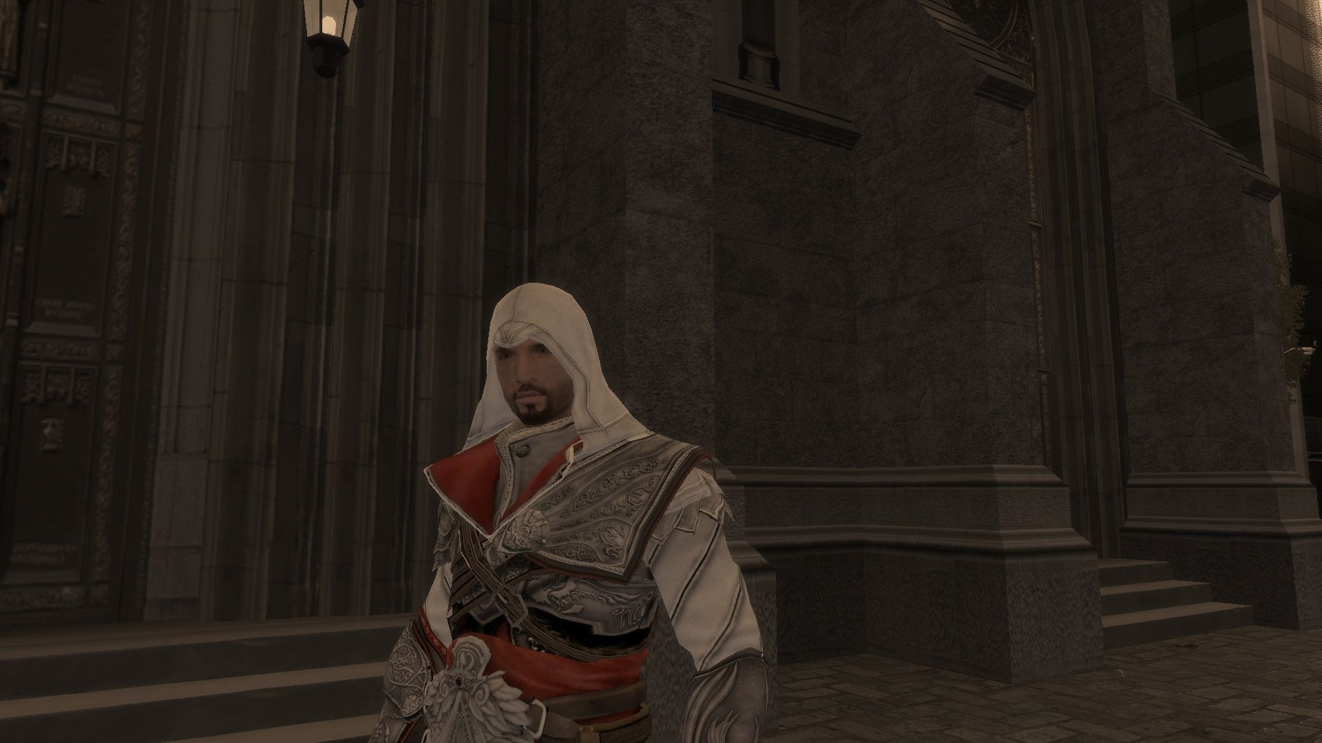 Assassin Creed Brotherhood Ezio Seusenhofer Armor For Gta 4