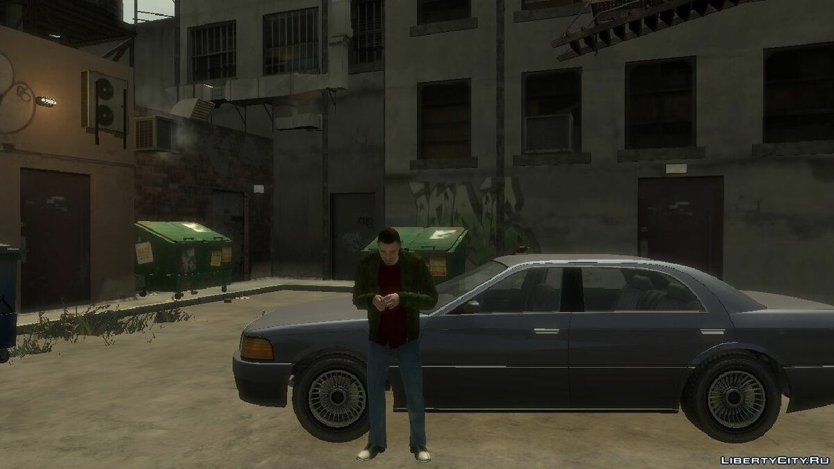 New character Huang Li in GTA 4 Style (Updated) for GTA 4