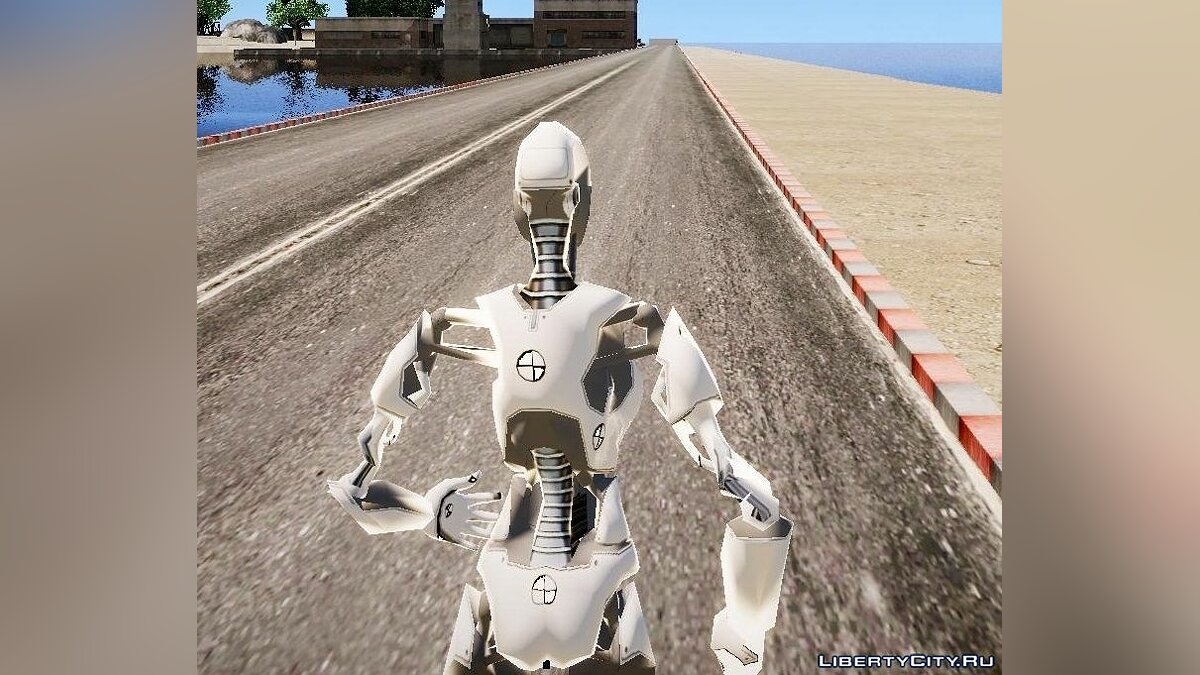 New character Crash Test Dummy for GTA 4