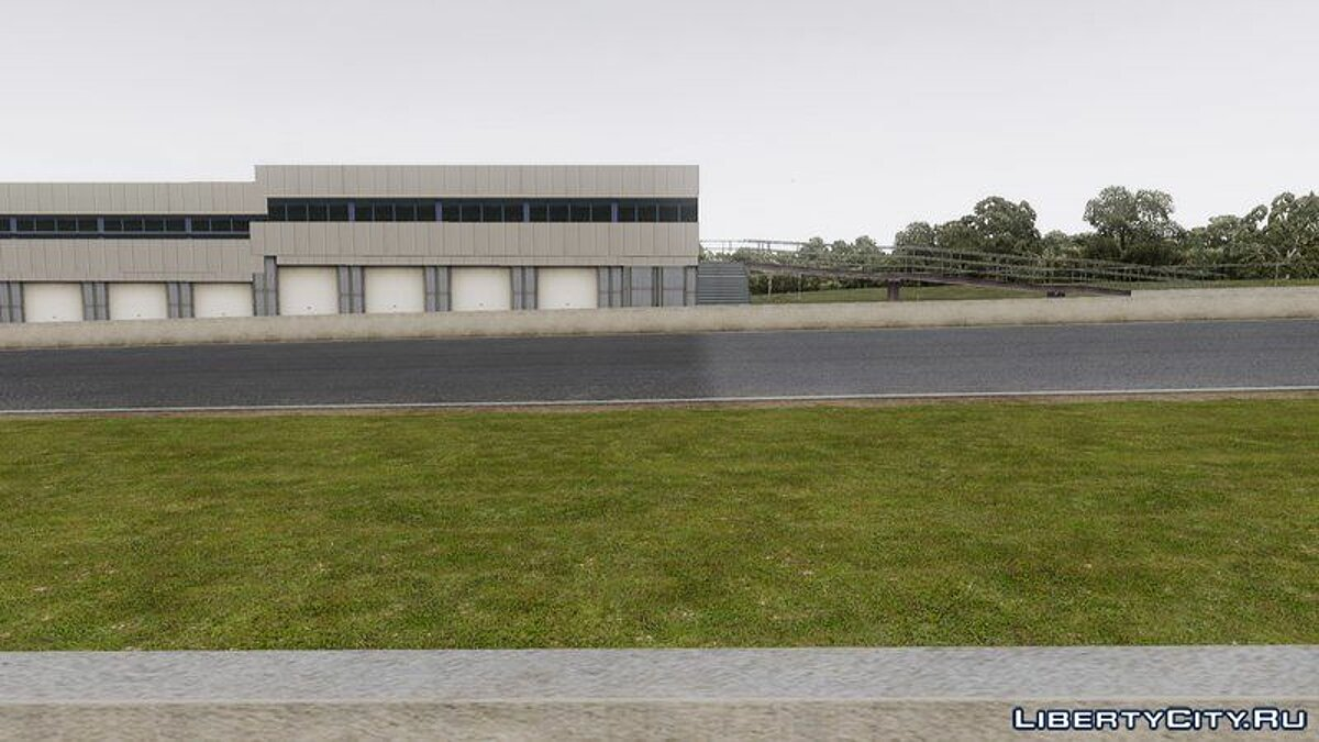 New object Oran Park for GTA 4