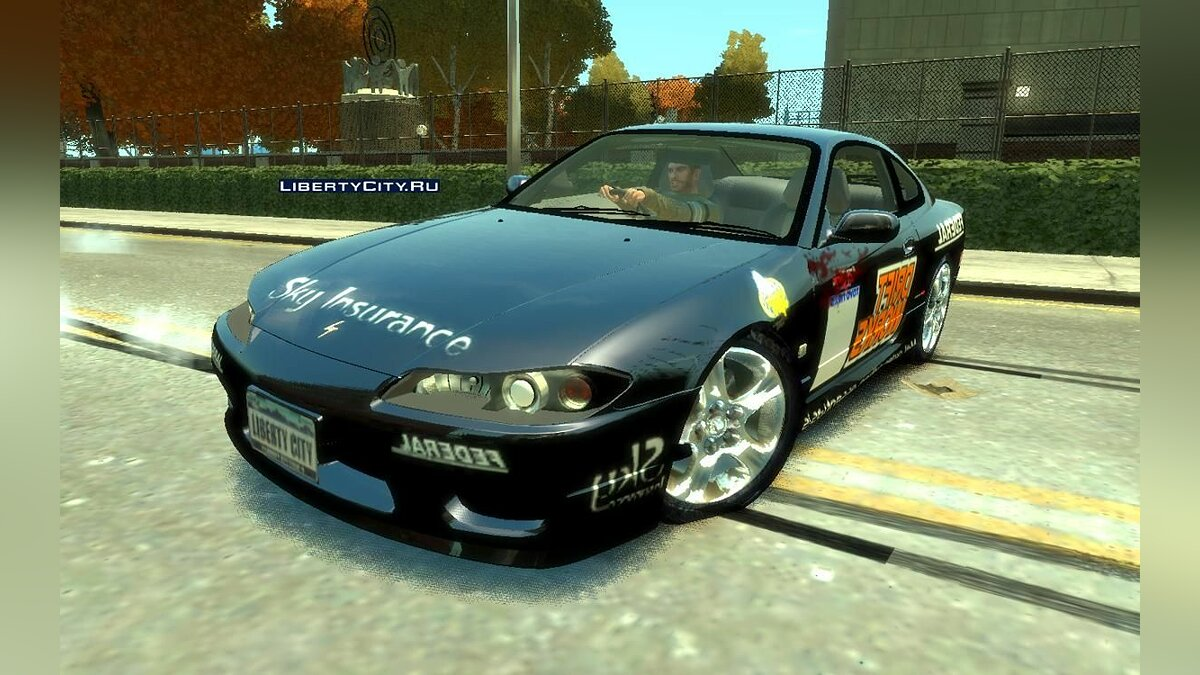 Nissan Silvia S15 DriftStyle for GTA 4 - Картинка #1