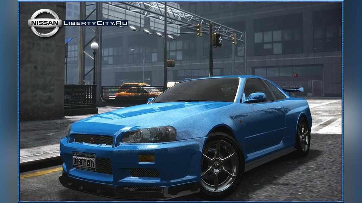 Nissan SkyLine R34 Nismo Vspec by Crime for GTA 4 - Картинка #1