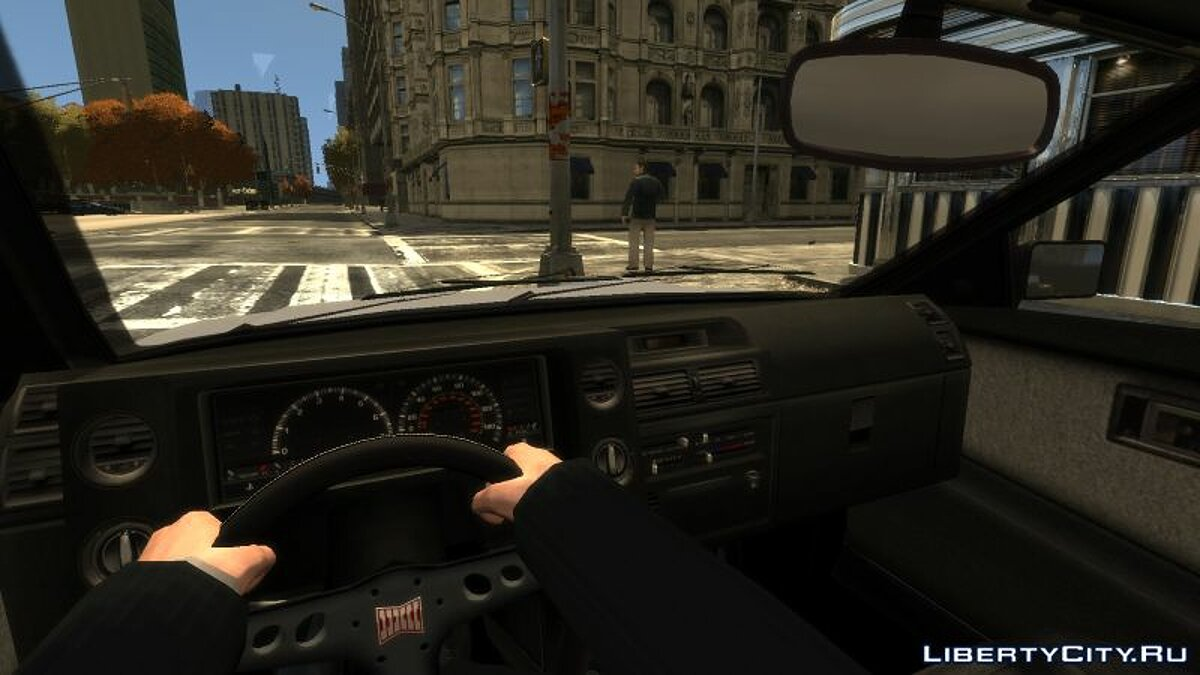 Car Dinka Blista HD Interior for GTA 4
