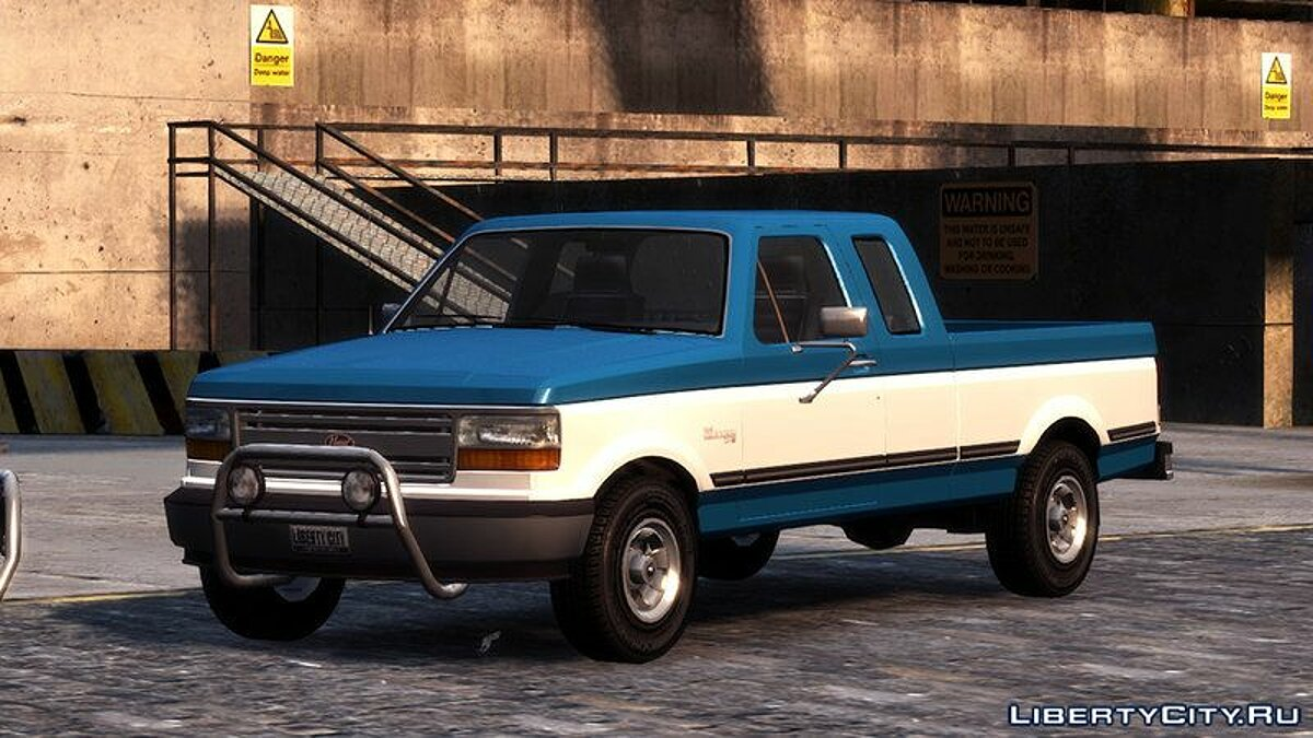Car Vapid Contender E-109 Retro for GTA 4
