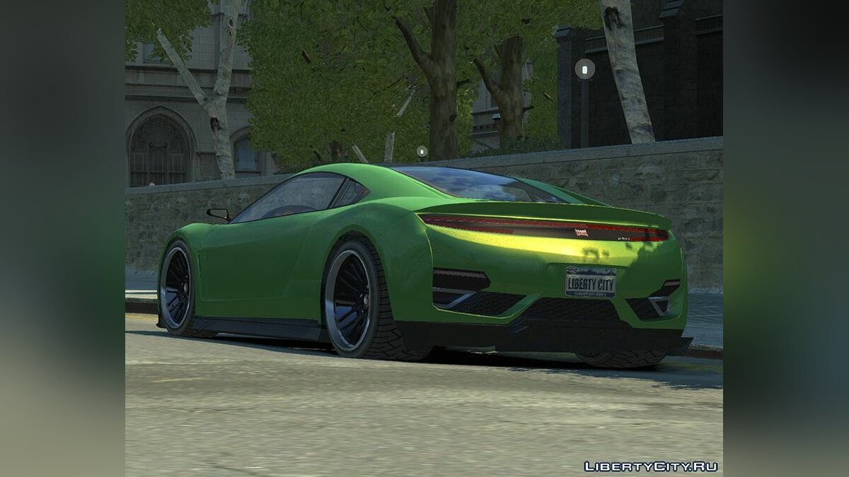 Car GTA V Dinka Jester for GTA 4