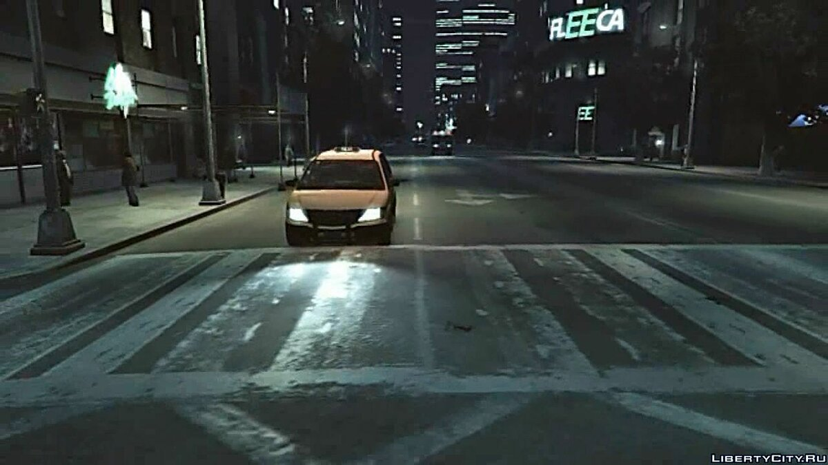 Video Unused Intro for GTA 4