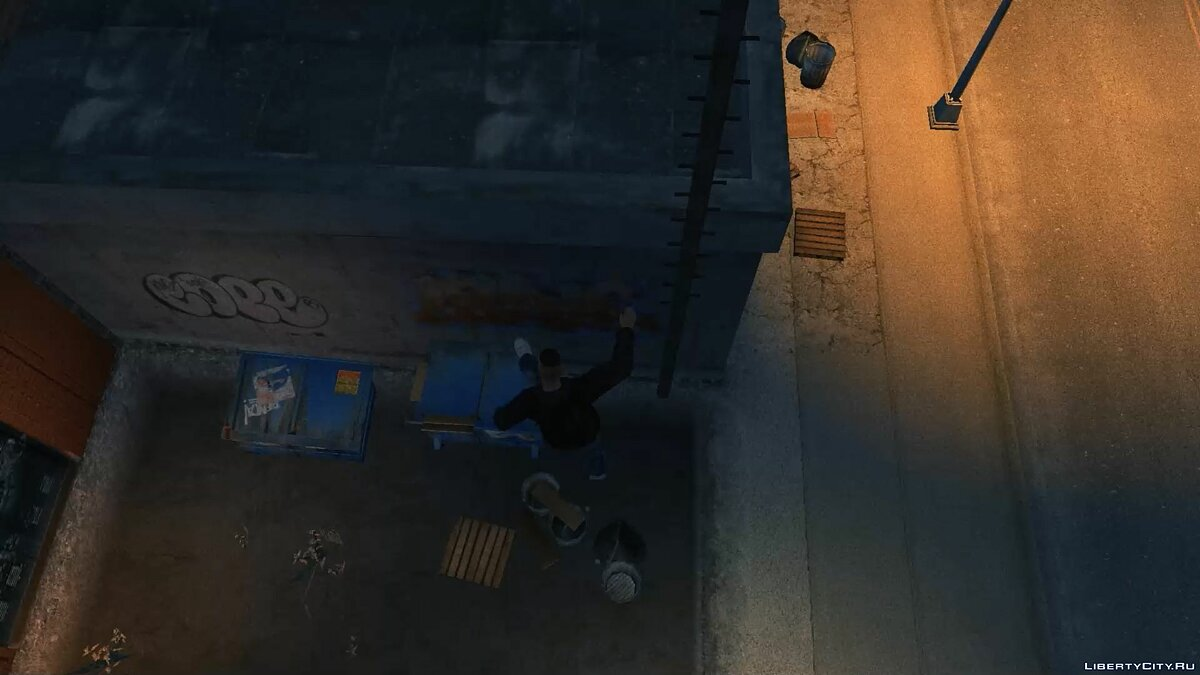 Video Tomato's house would be version of GTA 4 | FREERUN for GTA 4