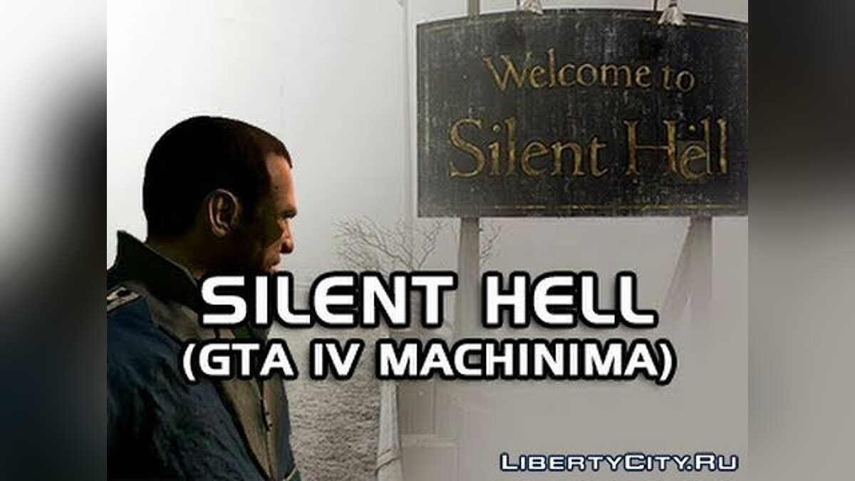 Video Silent Hell for GTA 4