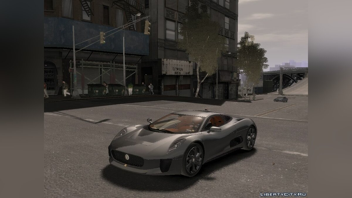 Mod High Performance and HQ Timecyc for GTA 4