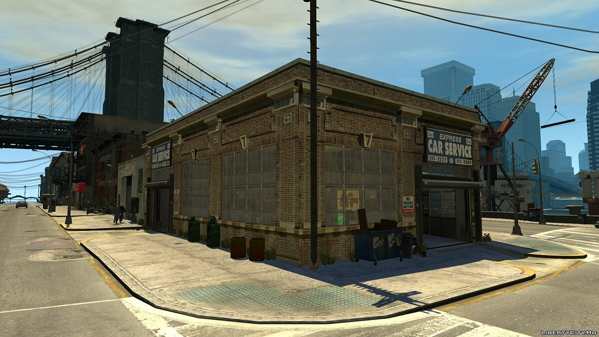 Mod More Visible Interiors for GTA 4