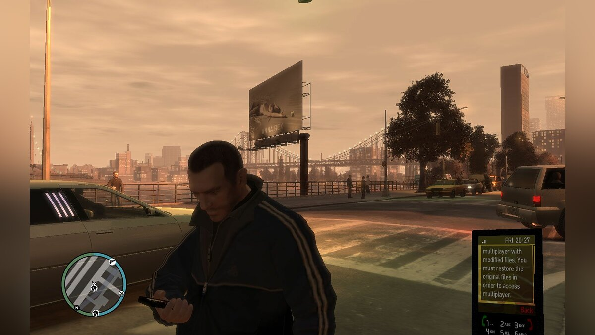 Patch 1.0.3.0 (EN) for GTA 4