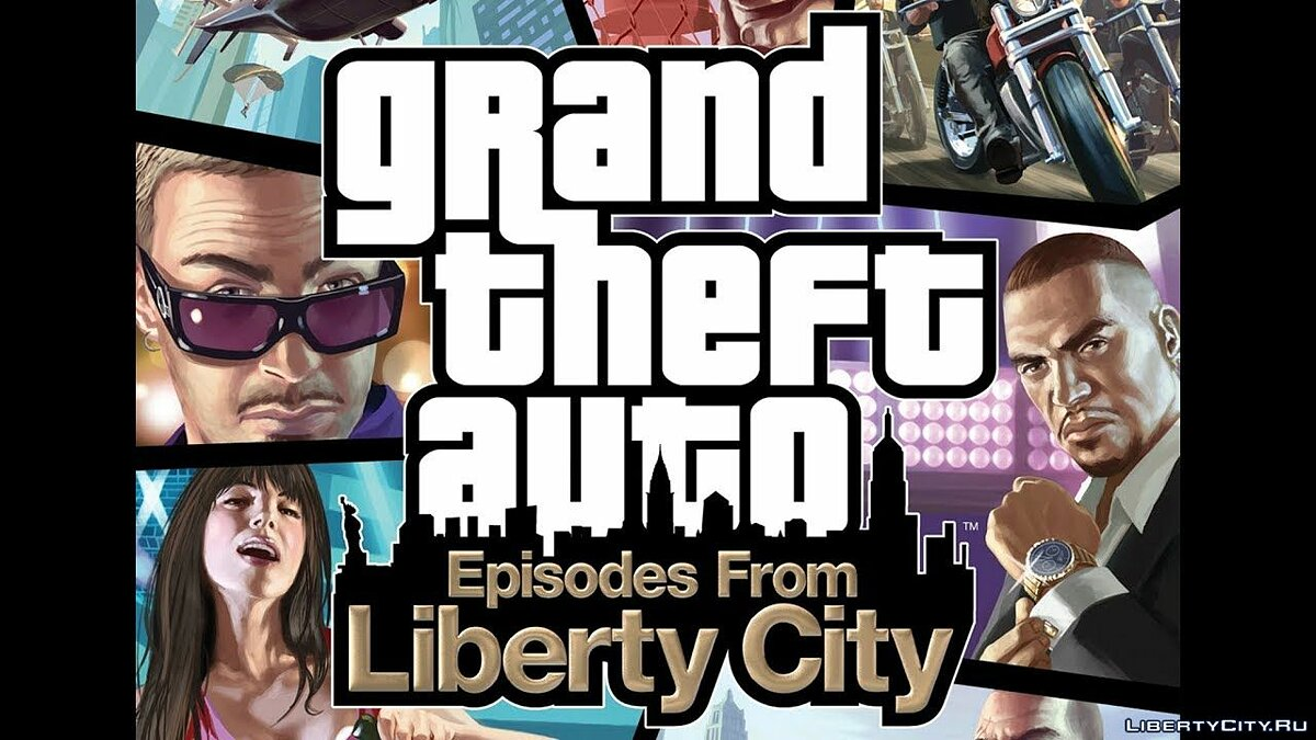 Patch EFLC 3 patch files for GTA 4