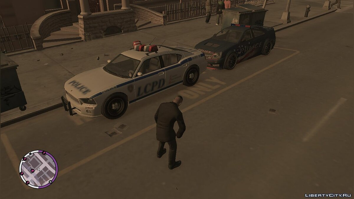 Save GTA: Episodes From Liberty City 101% for GTA 4
