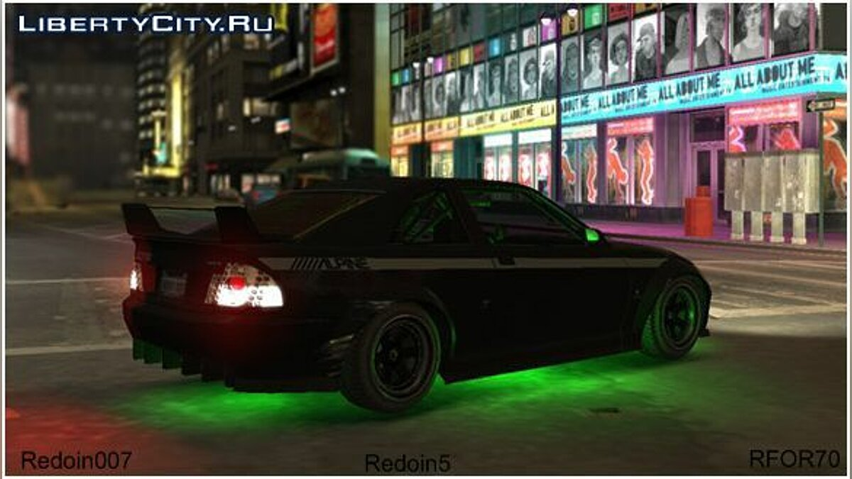 Neon Script for GTA 4