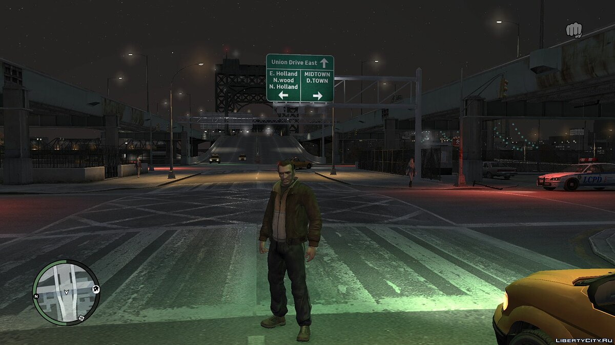 Script mod Real-time traffic change for GTA 4