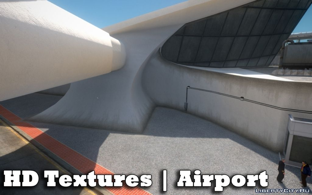 HD Textures | Airport for GTA 4