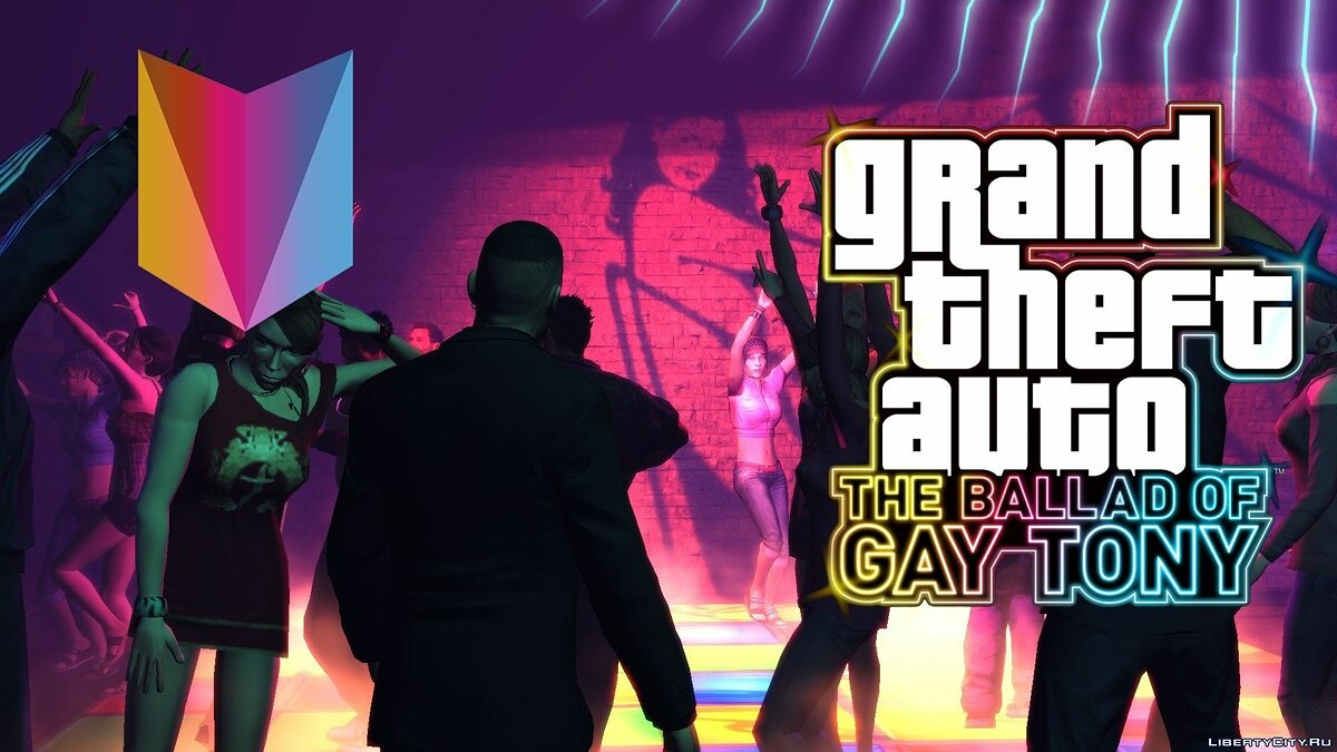 Trailer Grand Theft Auto: The Ballad Of Gay Tony 7Works Trailer for GTA 4