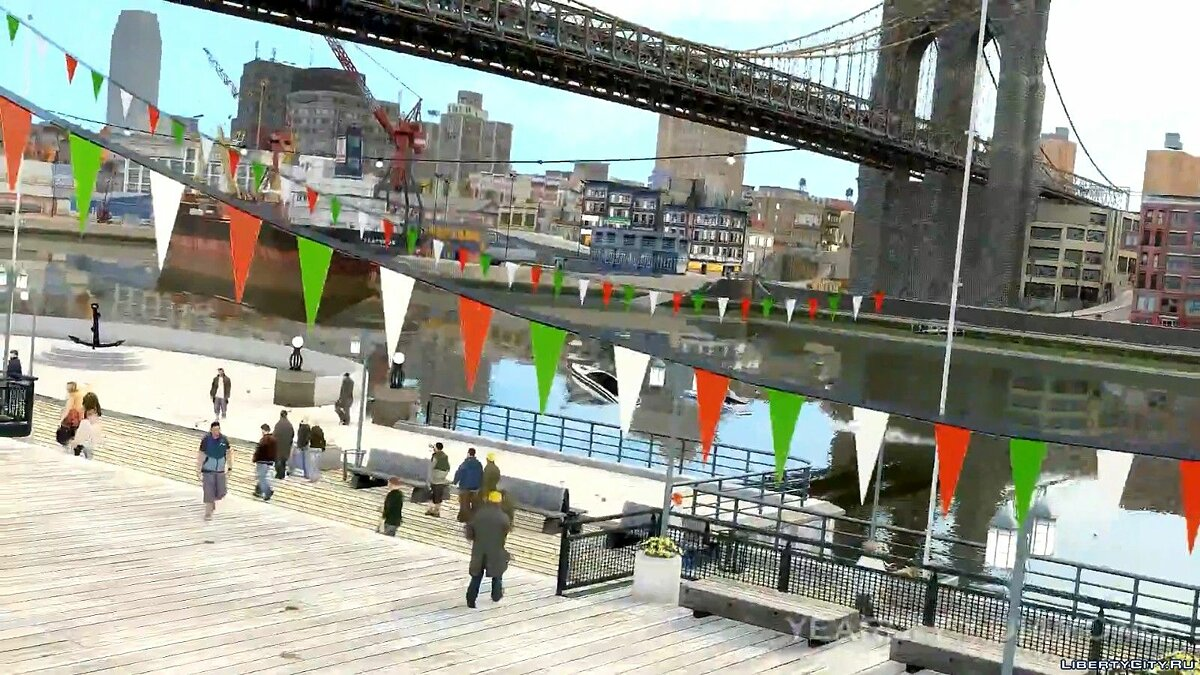 Trailer Grand Theft Auto IV - PlayStation®4 and Xbox One Official Fake Trailer for GTA 4