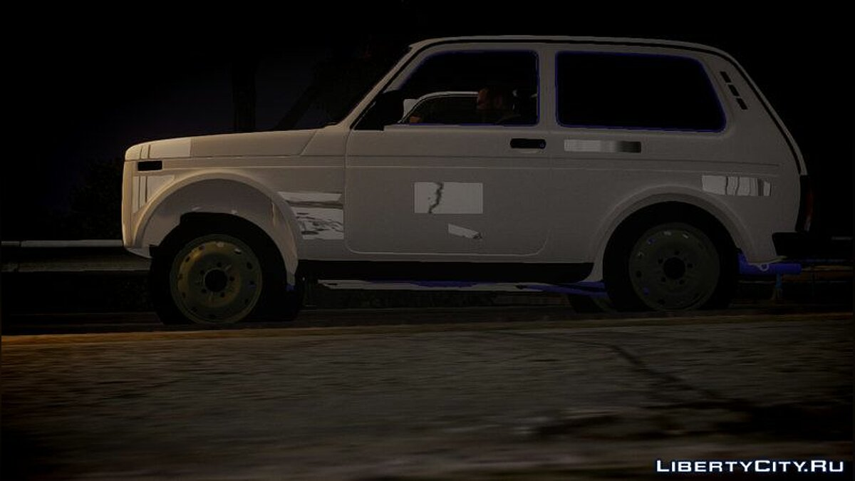 VAZ car Lada Niva for GTA 4