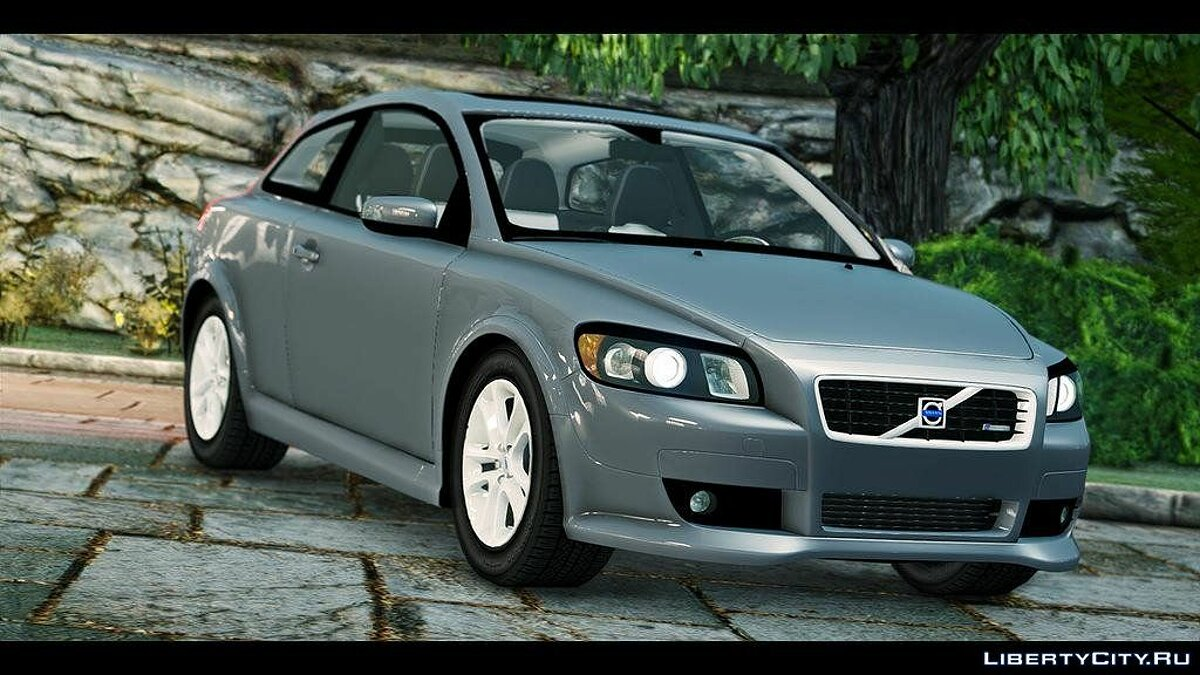 Volvo car Volvo C30 for GTA 4