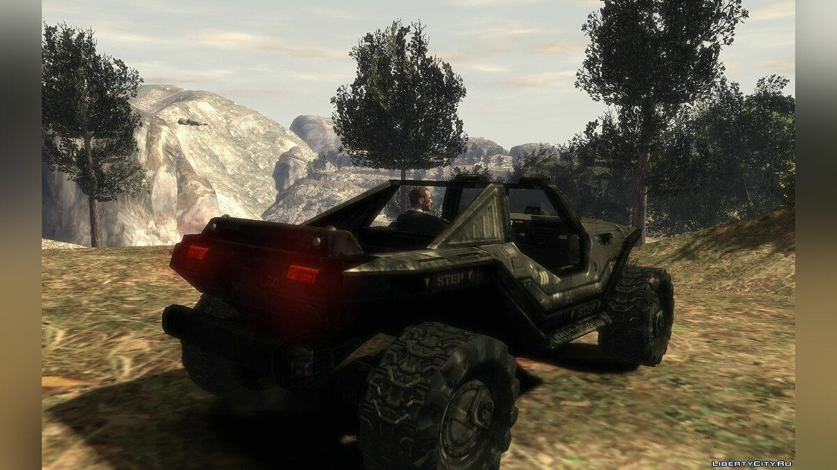 Military vehicle UNSC M12