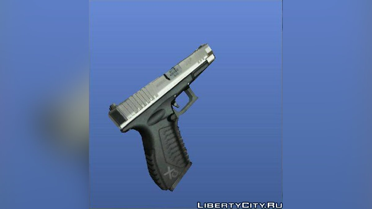 Glock Texture for GTA 4