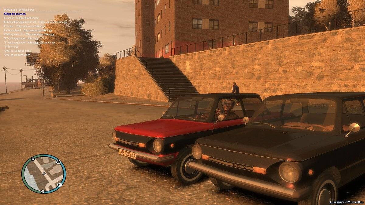 ZAZ car ZAZ 968M for GTA 4