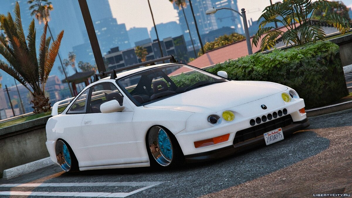 Acura car Acura Integra (JDM / Stock) 1.0 for GTA 5