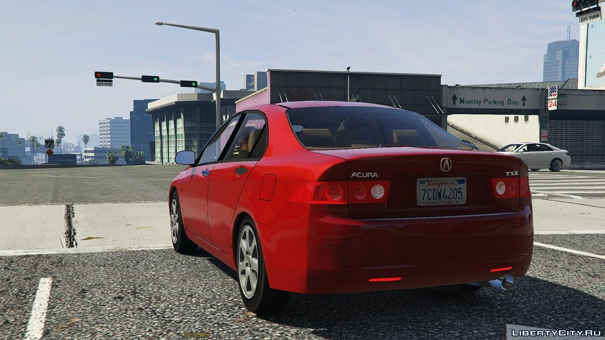 Acura car 2004 Acura TSX [Add-on / Replace] 1.0 for GTA 5