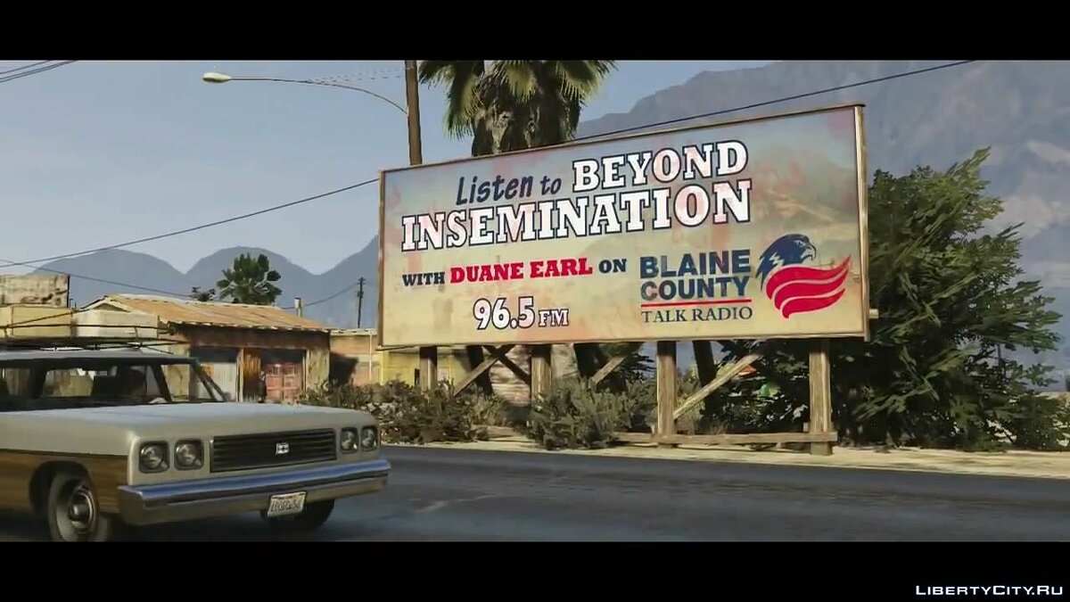 Blaine County Trailer for GTA 5 - screenshot #10