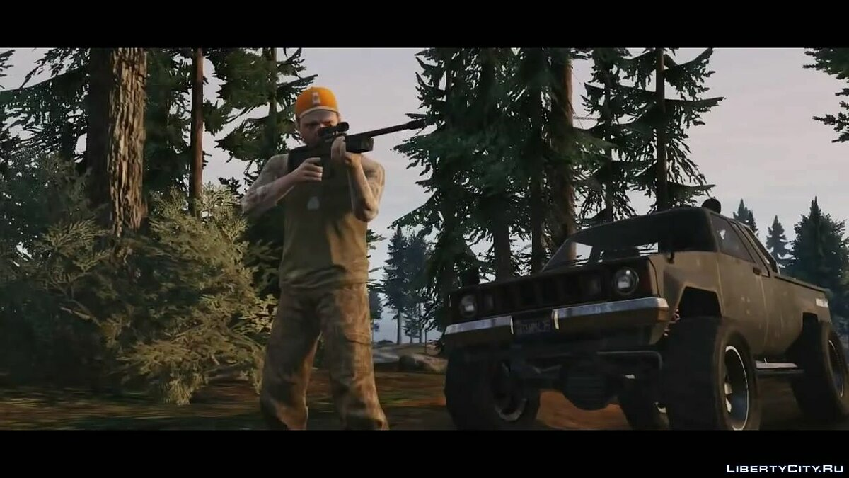 Blaine County Trailer for GTA 5 - screenshot #9