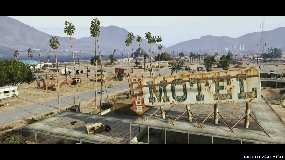 Blaine County Trailer for GTA 5 - screenshot #6