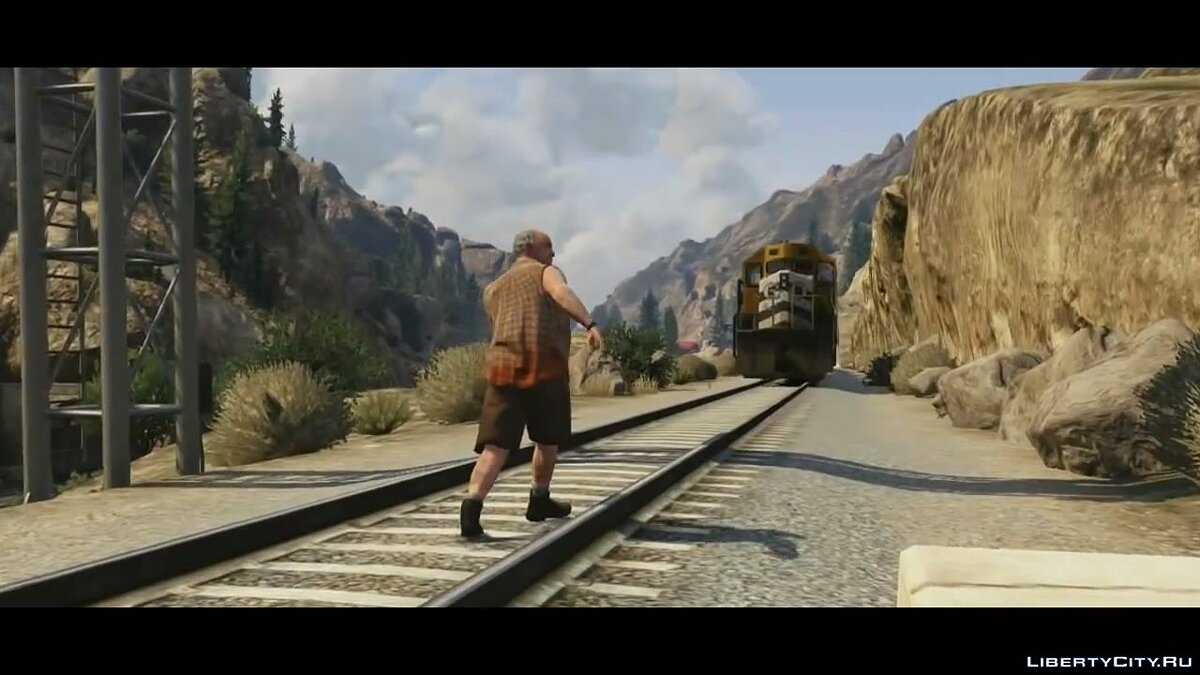 Blaine County Trailer for GTA 5 - screenshot #8