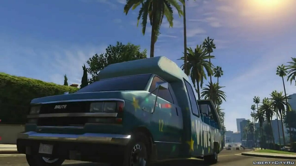 Trailer Vinewood Stars Tours for GTA 5 - screenshot #4