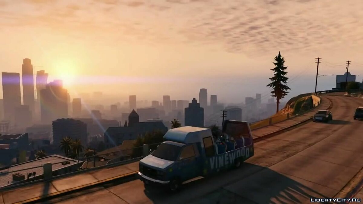 Trailer Vinewood Stars Tours for GTA 5 - screenshot #2